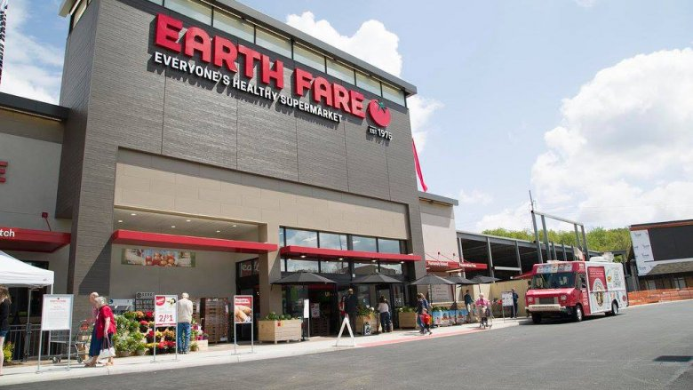 earth fare storefront