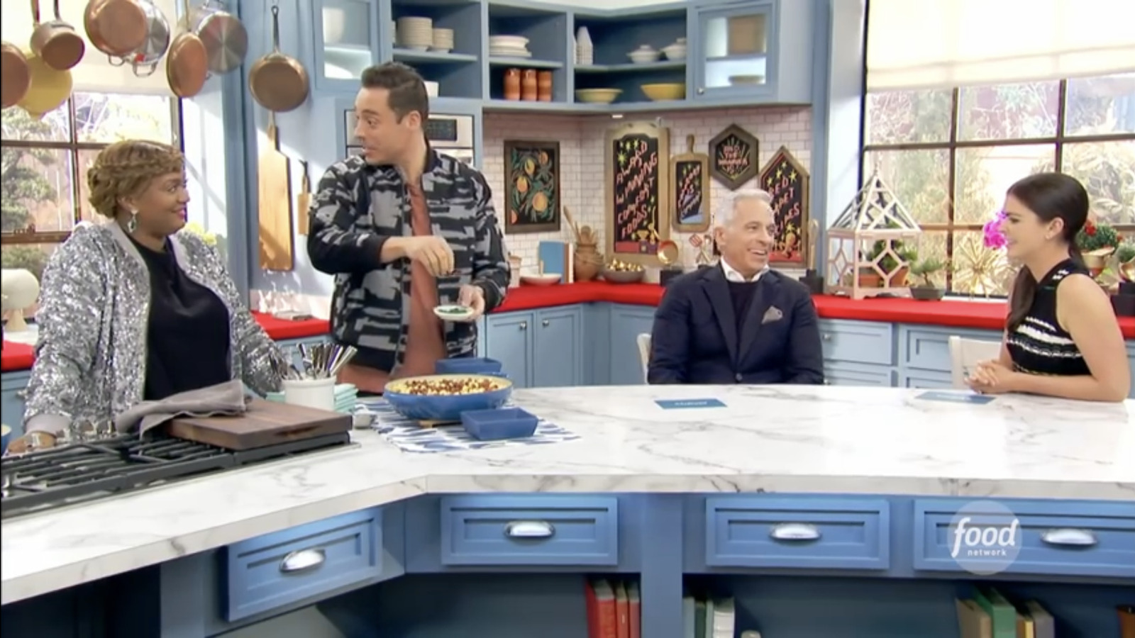 The Untold Truth Of Food Network S The Kitchen