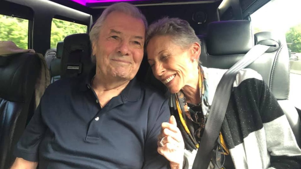 Gloria and Jacques Pepin