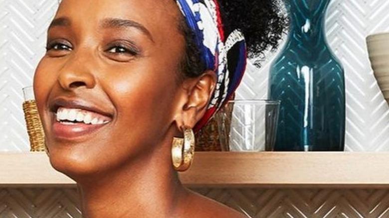 The Food Network's Hawa Hassan
