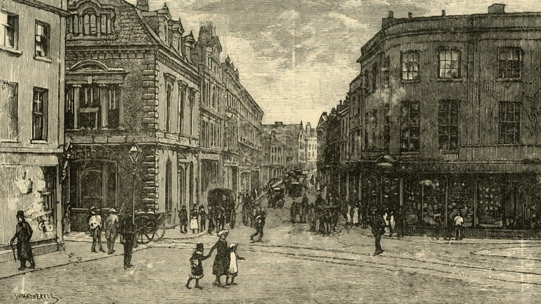 19th century storefronts