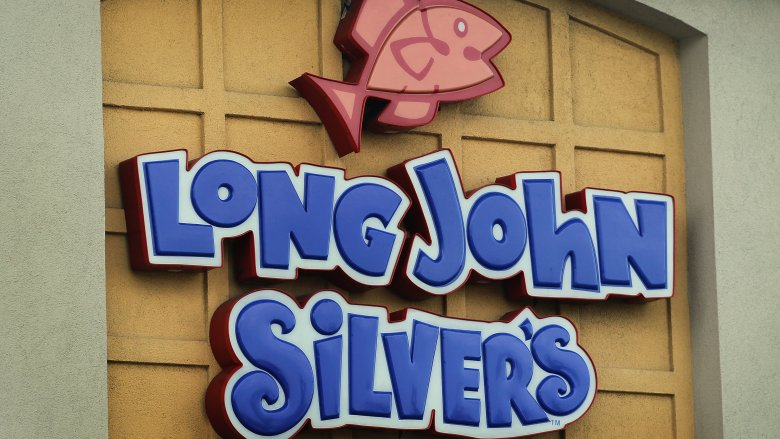 long john silvers sign