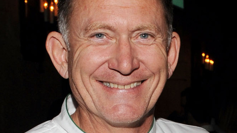 Chef Mark Peel headshot