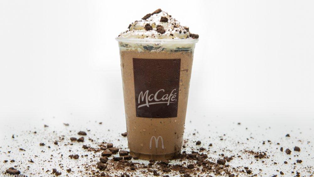 McDonald's McCafe Frappe