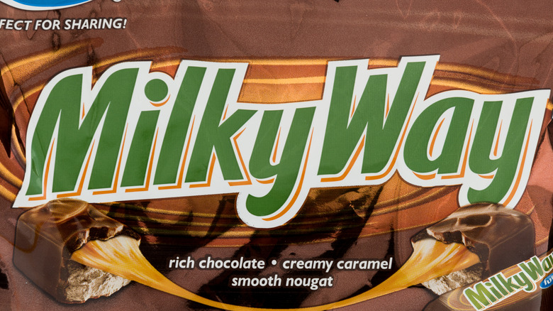 Bag of Milky Way fun size