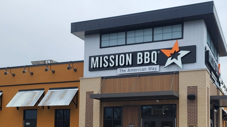 Mission BBQ restaurant