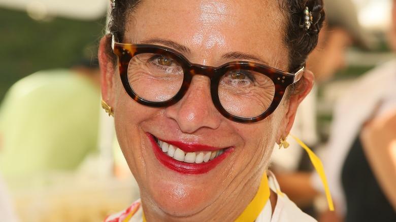 Nancy Silverton close-up