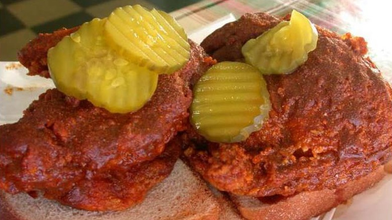 prince's hot chicken absolutely beautiful