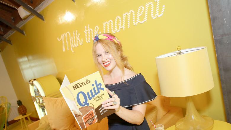 Nesquik Milk the Moment