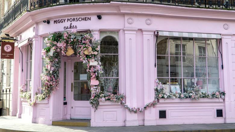peggy porschen cakes shop exterior
