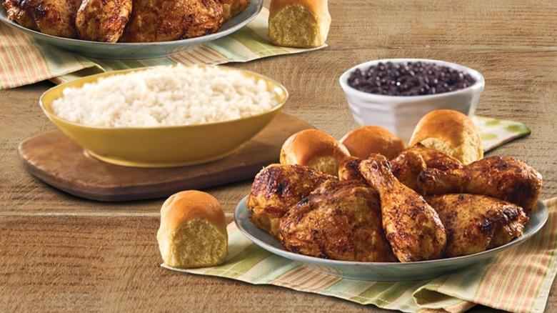 pollo tropical spread