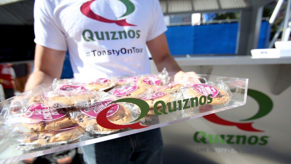 Quiznos worker