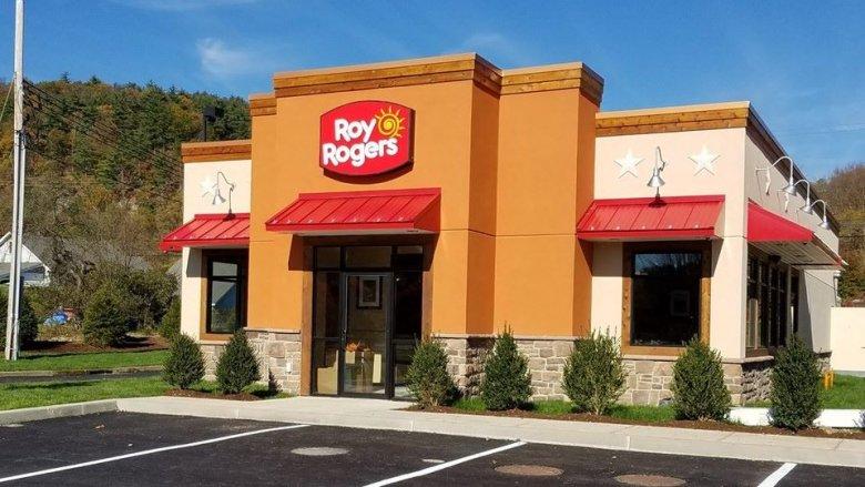 Roy Rogers exterior
