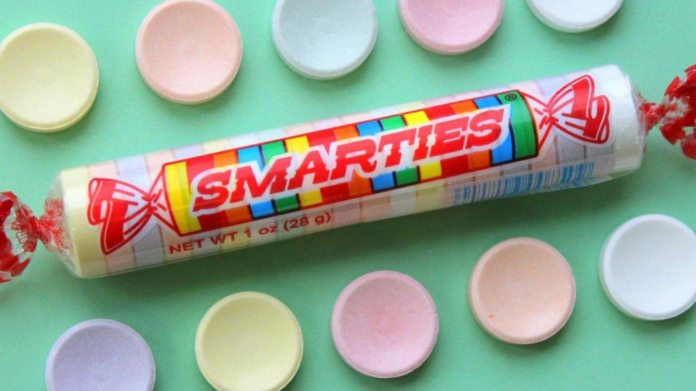 Roll of Smarties