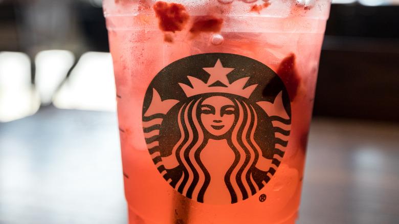 Starbucks Strawberry Acai