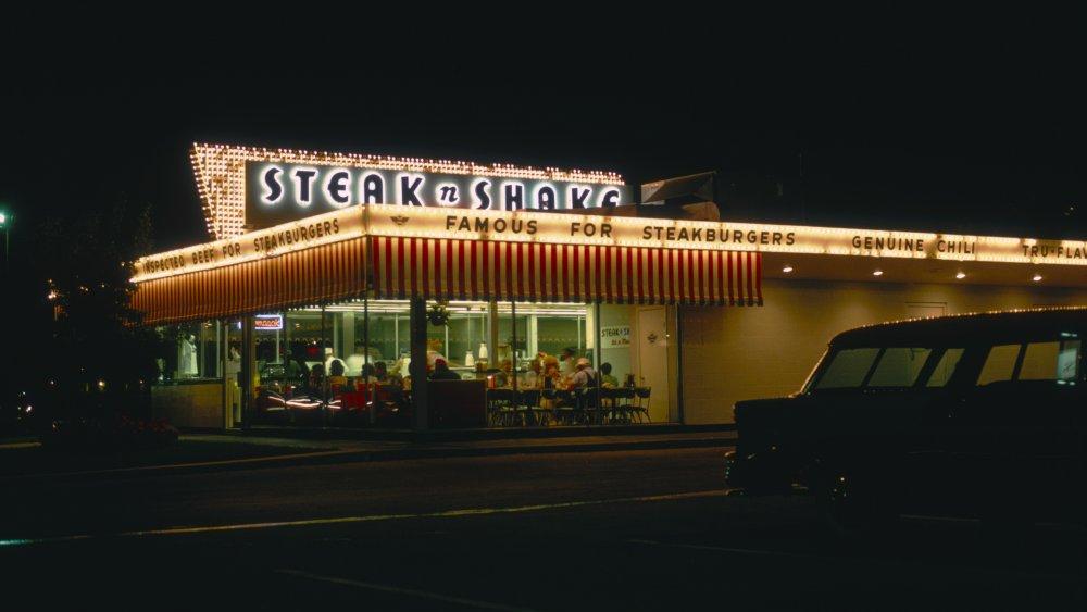 Steak 'n Shake on Route 66