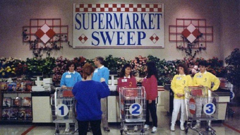 supermarket sweep set