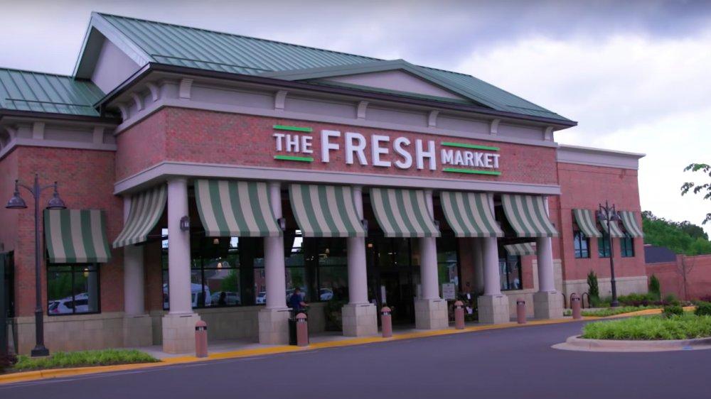 The Fresh Market store