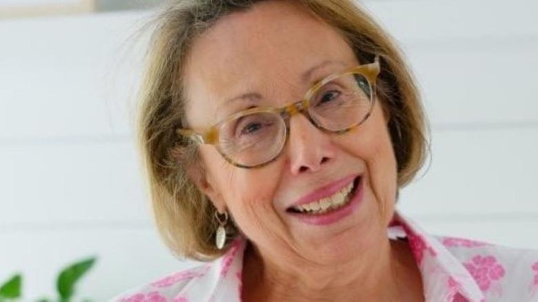 Barbara Costello smiling