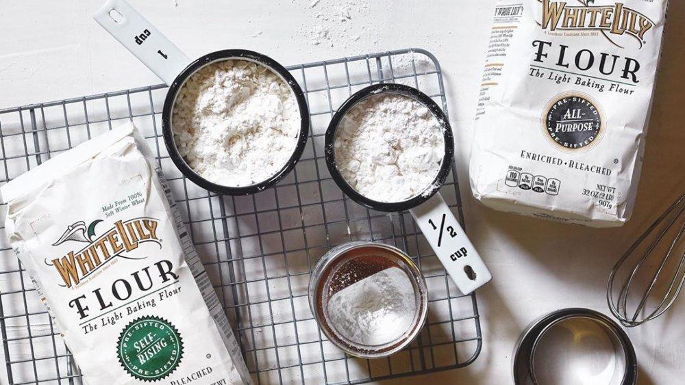 Single Bag, White Lily Flour