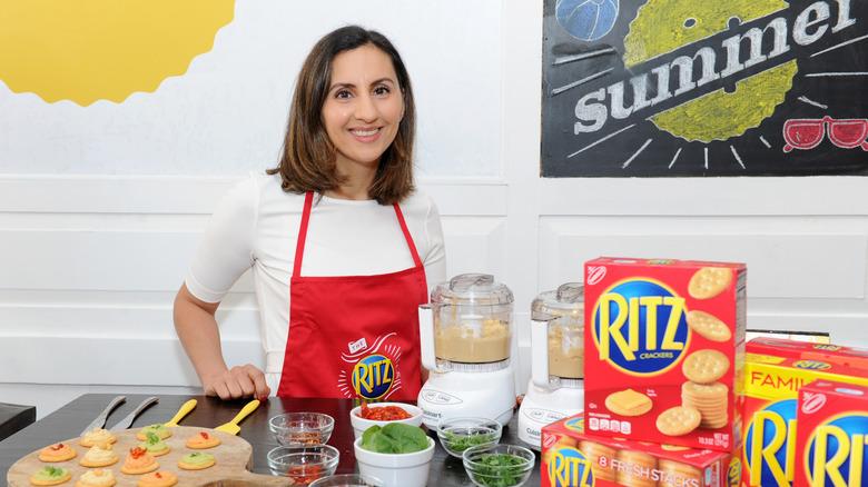Yumna Jawad of Feel Good Foodie