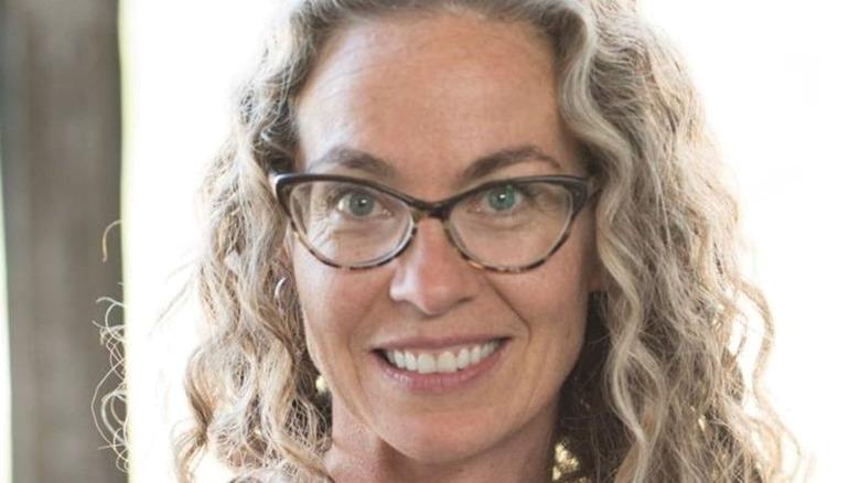 Zoë François smiling