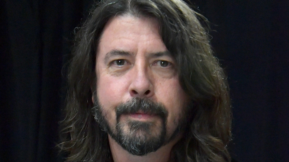 Headshot of Dave Grohl