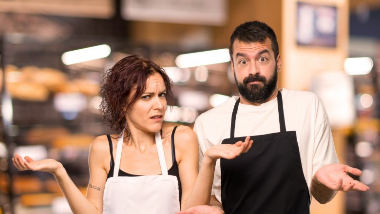 confused cooks