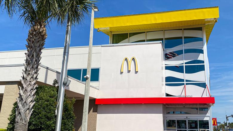 Largest McDonald's restaurant in Orlando