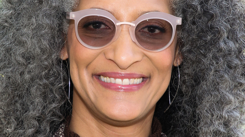 Carla Hall smiling