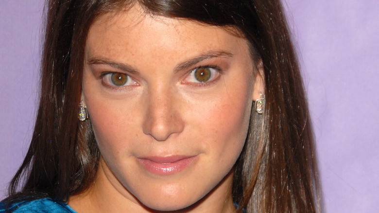 Gail Simmons on red carpet