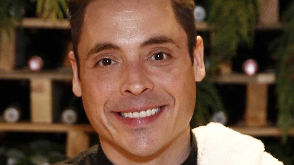 A close-up shot of Jeff Mauro