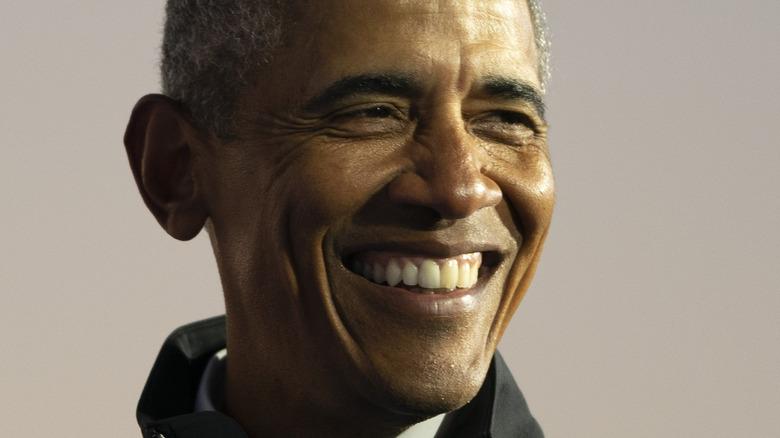 Headshot of Barack Obama