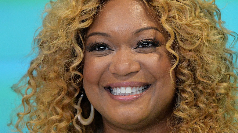 Sunny Anderson at an event