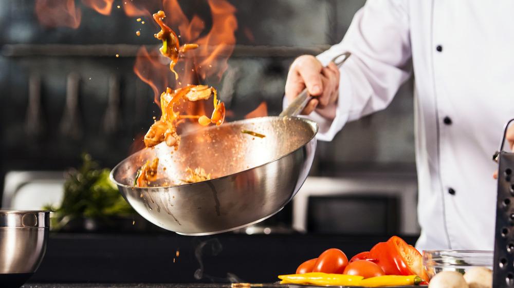 Best cooking oils for woks