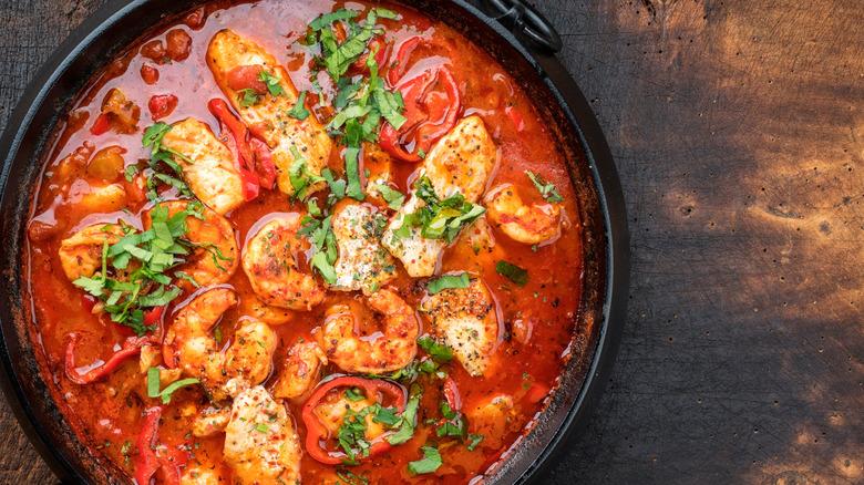 one-pot recipe of stew