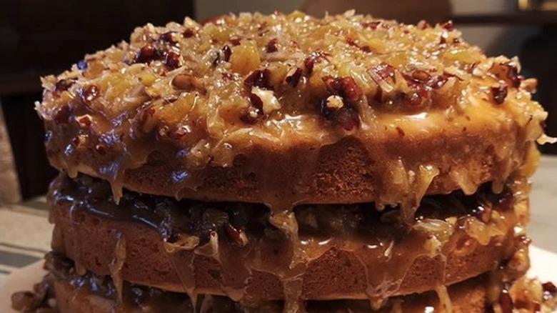 Bourbon Lane Cake