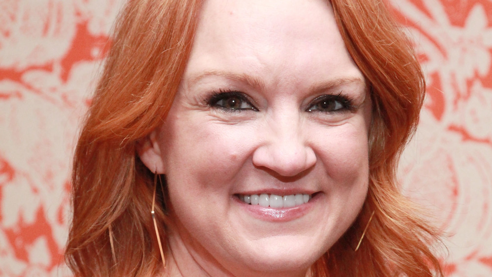 A close-up shot of Ree Drummond