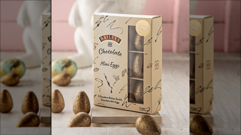 Baileys Easter Eggs