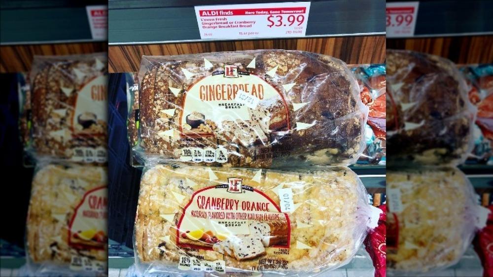 New Aldi breads for sale