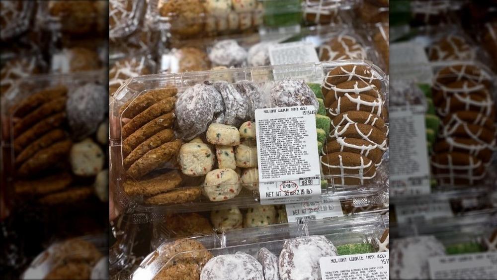 Costco cookies