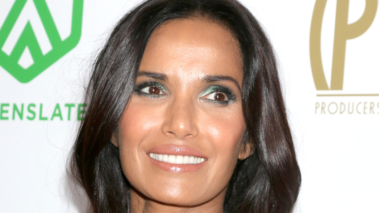 Head shot of Padma Lakshmi