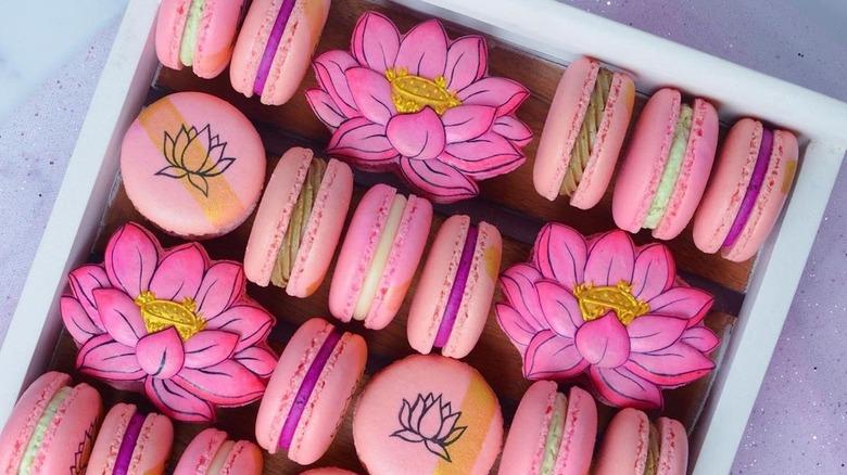 Merbunny Macaron
