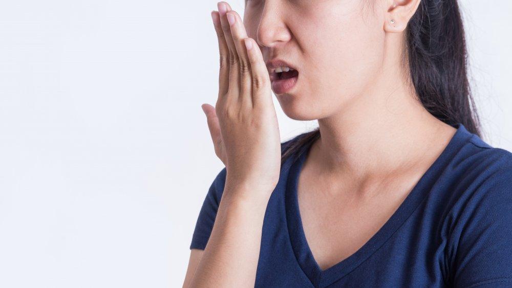 Bad breath savers