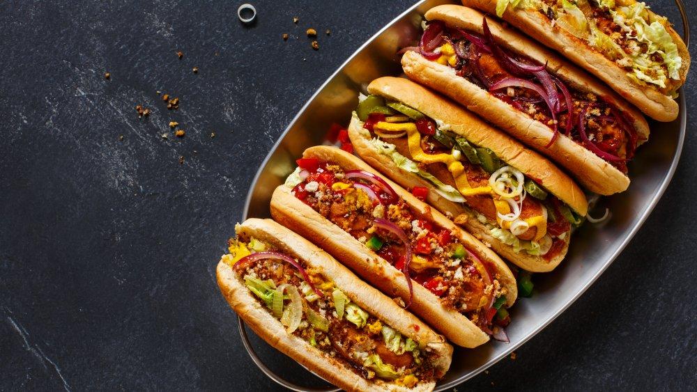 hot dog facts
