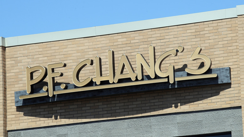 Things you should never order at P.F. Chang's