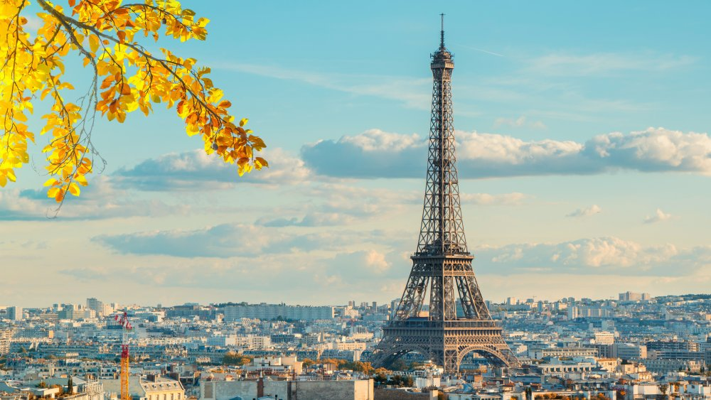France, home to French restaurants