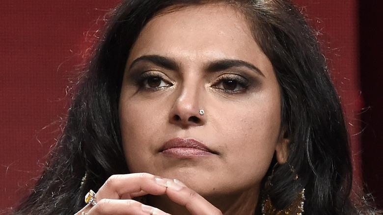 Maneet Chauhan close-up