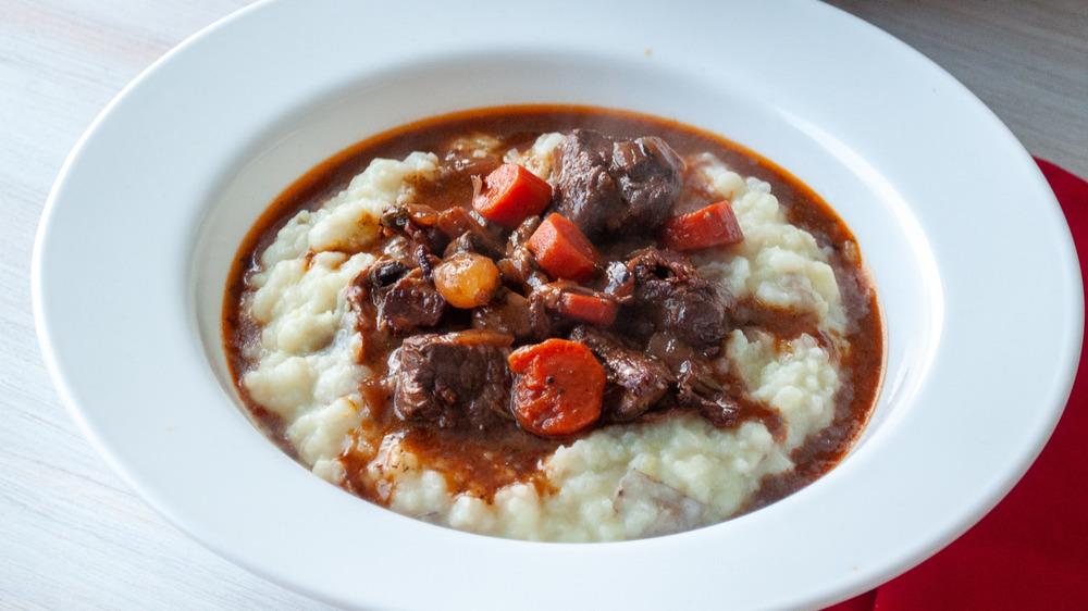 boeuf bourguignon beef stew