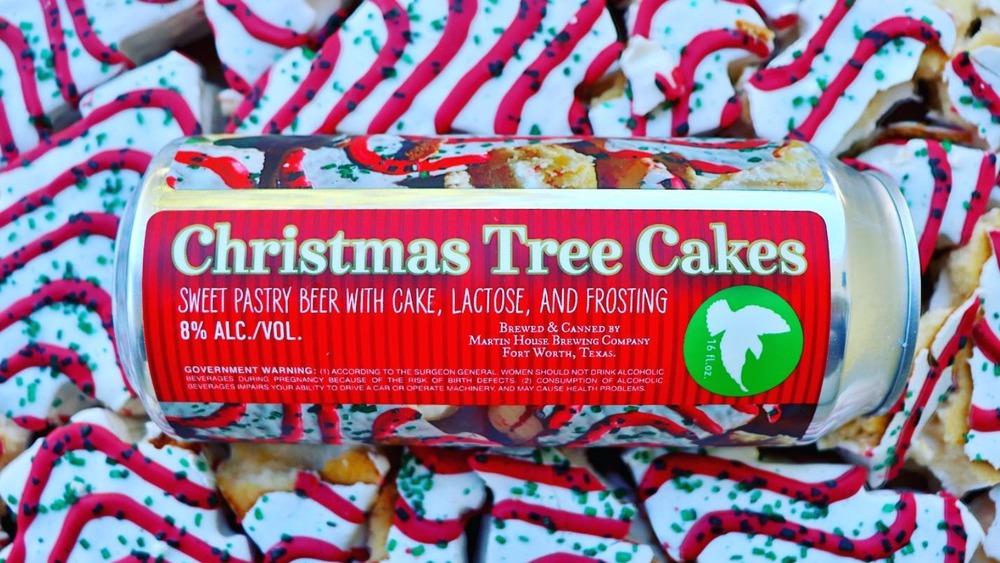 Christmas Tree Cakes beer